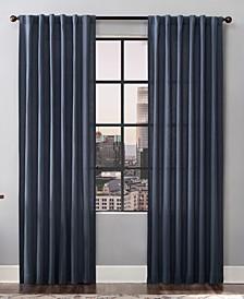 "Renato 50"" x 84"" Linen Blend Curtain Panel"