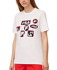 Fila Ulyana Cotton Logo T-Shirt