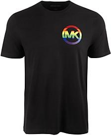 Men's Cotton Pride Logo T-Shirt