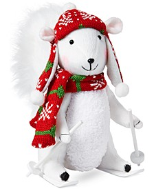 Chalet You Stay, Skiing Squirrel, Created for Macy's