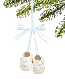 Blue baby shoes, Created for Macy's