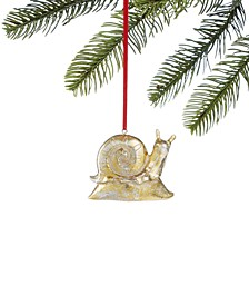 Bugs & Botanical Snail Ornament, Created for Macy's