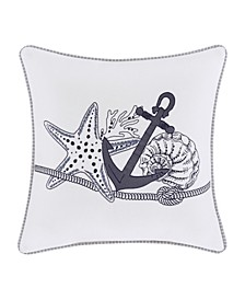 "Shore 20"" Square Pillow"