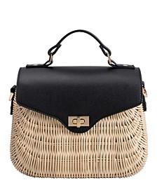 Cypress Top Handle Bag