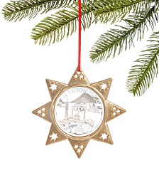 San Francisco Star Ornament, Created for Macy's