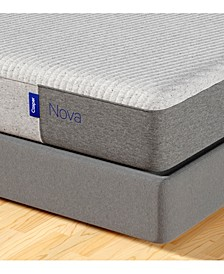 "Nova 12"" Foam Plush Mattress - Twin"
