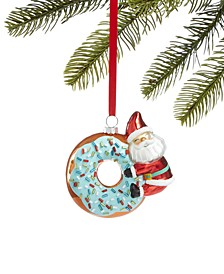 Sweet Tooth Doughnut Ornament, Created for Macy's
