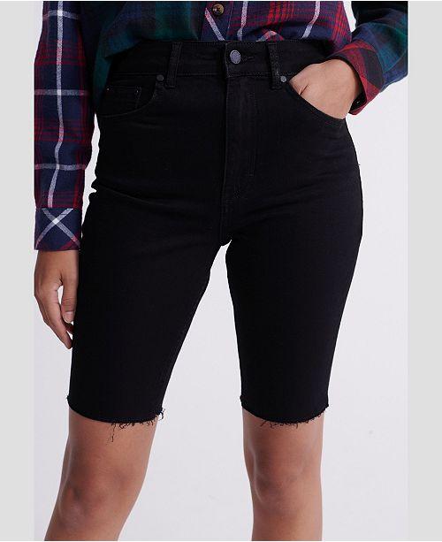 Superdry Women's Kari Long Line Shorts