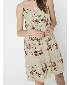 Kamren Anne Sleeveless Short Dress