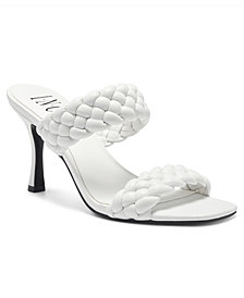 INC Women's Lyra Braided Sandals, Created for Macy's