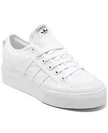 Women's Originals Nizza Platform Casual Sneakers from Finish Line