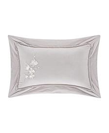 Cherry Blossom Boudoir Decorative Throw Pillow