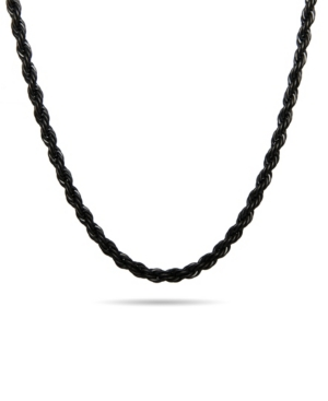 Men's Plate Rope Chain