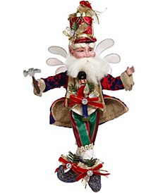 Toy Maker Fairy, Small - 11.5 Inches