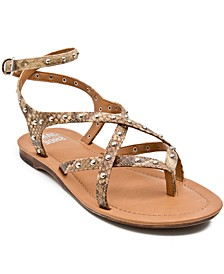 Thea Caged Sandals