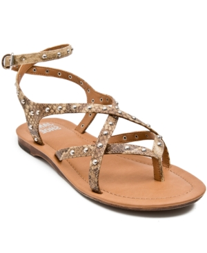 Thea Caged Sandals Women's Shoes