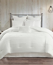 510 Design Jenda Queen 8 Piece Comforter Set