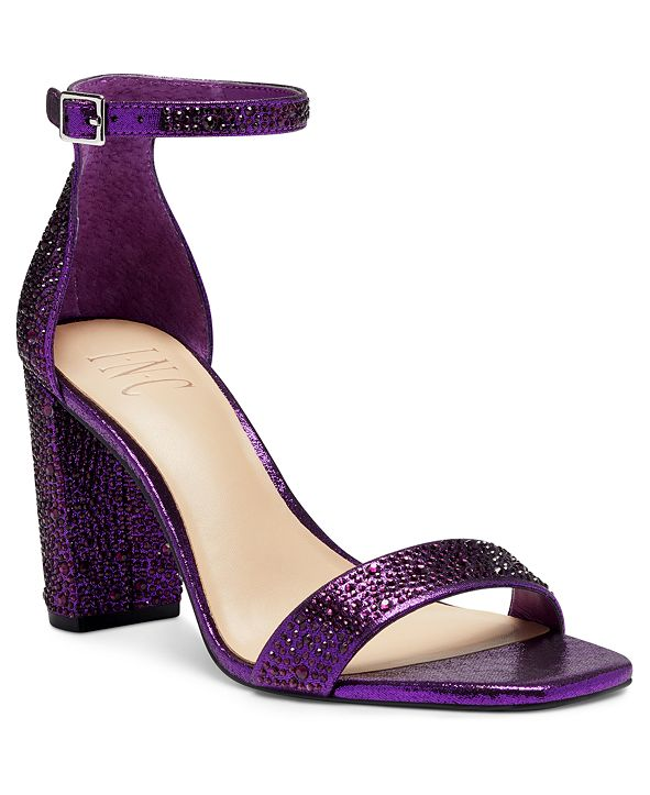 INC International Concepts INC Women's Lexini Two-Piece Sandals, Created for Macy's
