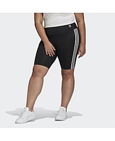 Plus Size Women's Bike Short