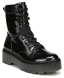 Women's Sanders Lug-Sole Hiker Boots