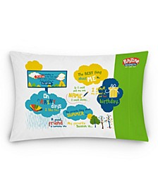 Playtime Standard Pillowcase