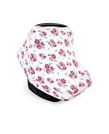 Girls Multi-Use Car Seat Canopy