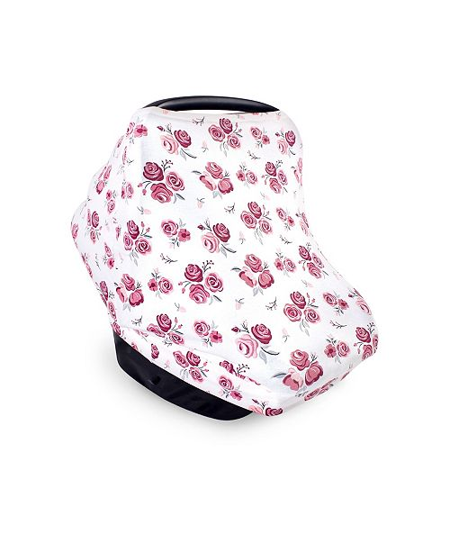 Hudson Baby Girls Multi Use Car Seat Canopy Reviews All Baby Gear Essentials Kids Macy S