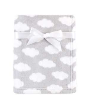 Luvable Friends Baby Boys And Girls Blanket In Gray