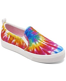 Women's Street Poppy - Hippie Hype Slip-on Casual Sneakers from Finish Line