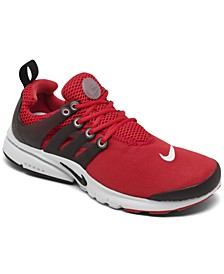 Big Boys Presto Athletic Sneakers from Finish Line