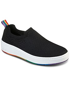 Los Angeles Women's Palmilla Slip-on Casual Sneakers from Finish Line