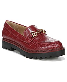 Women's Deana Lug Sole Bit Loafers