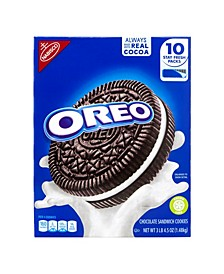 Nabisco Oreo Chocolate Sandwich Cookies, 3.28 lbs