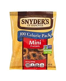 Mini Pretzels 100 Calorie Bags 36 Count