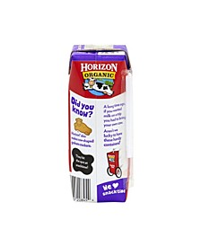 Vanilla Low-fat Milk, Pack of 18