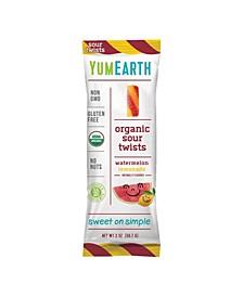 Organic Sour Twists, 2 oz, 12 Count