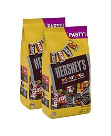 Hershey Chocolate Mix Assortment, 35.9 oz, 2 Count
