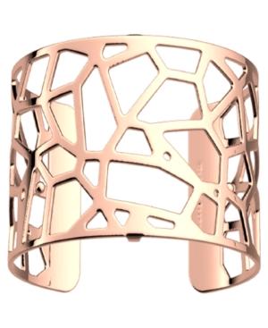Exotic Spot Openwork Wide Adjustable Cuff Girafe Bracelet