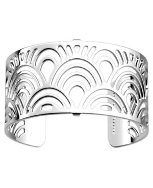 Loop Openwork Adjustable Cuff Poisson Bracelet