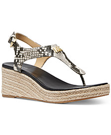 Michael Michael Kors Laney Thong Sandals