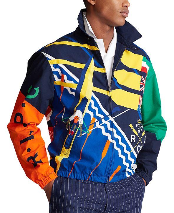 Polo Ralph Lauren Men's Bayport Sport Jacket
