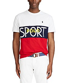 Polo Sport 폴로 랄프로렌 Polo Ralph Lauren Mens T-Shirt,White