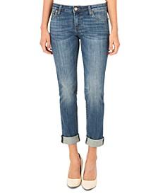 Catherine Boyfriend Ankle Jeans