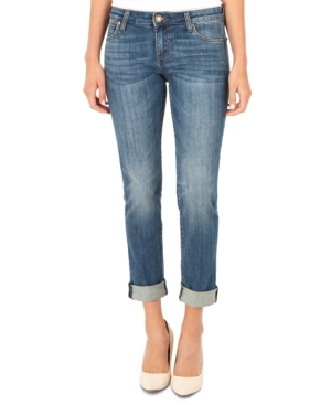 Kut From The Kloth Boyfriend jeans KUT FROM THE KLOTH CATHERINE BOYFRIEND ANKLE JEANS