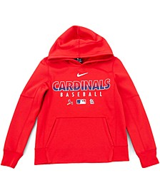 Youth St. Louis Cardinals Therma Fleece Hoodie