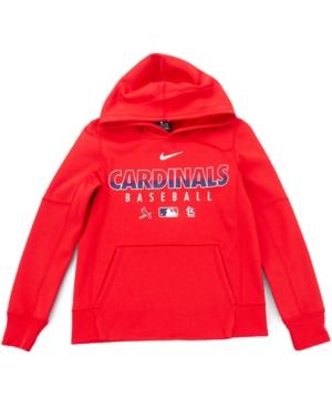 Nike Youth St. Louis Cardinals Therma Fleece Hoodie