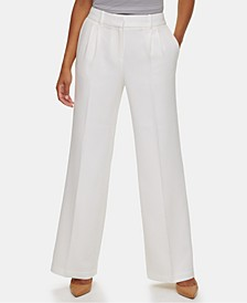 Twill Modern Fit Trousers