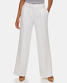 Calvin Klein Twill Modern Fit Trousers