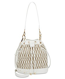 INC Luci Drawstring Crossbody, Created For Macy's