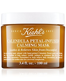 Calendula Petal-Infused Calming Mask, 3.4-oz.